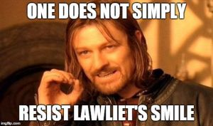One Does Not Simply Resist Lawliet's Smile by The-Hylian-Metalhead
