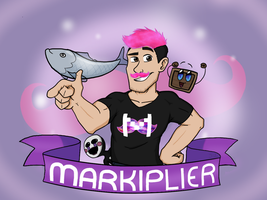 ''His Name Is Markiplier'' by TheJege12