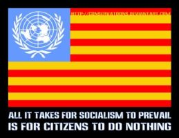 All It Takes for Socialism... by RedTusker