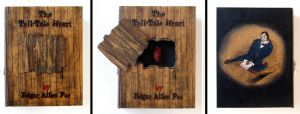 The Tell-Tale Heart hideaway book box by RFabiano
