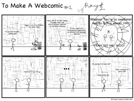 To Make A Webcomic - 1 by Roy4242