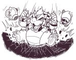 Bowser SMASH by SupaCrikeyDave