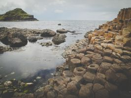 Giant's Causeway by FreckledMoon