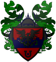 PP: Coat of Arms by ChaxxInClockwork