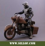 World Wars 1942: Motor Scout by sillof