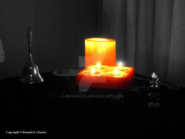 Candle by HSChacko
