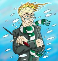 Owen In Slytherin by Thagirion