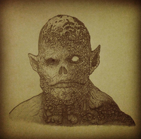 The Strain - Jusef Sardu - The Master by valleytroll