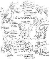 Zoltreks species ?! by onigiryStuff
