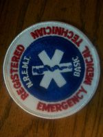 EMT Badge by NeverlandStock