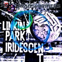 IRIDESCENT LP artwork by AMADEUS-LAPLACE