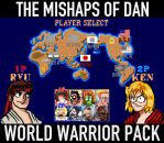 The Mishaps of Dan: World Warrior Pack by timberking