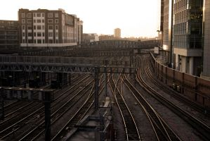 Paddington Rails by rayxearl