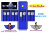 TARDIS 2010 by mikedaws