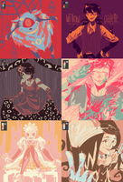 Palette Ask Set 1 by DEMachina