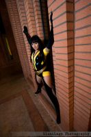 Silk Spectre II Cosplay by tombraidervcroft