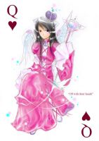 DH- Queen of Hearts by KitsuneAyame