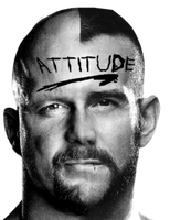 WWE -CM Punk and Stone Cold  - ATTITUDE by bloure