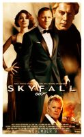 SKYFALL (2012) by N8MA