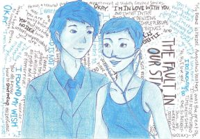 The fault in our stars by Thiachan