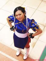 Chun Li Pose 16 by BlOoDrIpZ