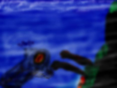 Between Scylla and Charybdis 1 by mr-Sy
