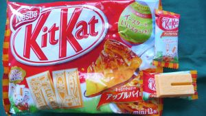 Kitkat Mini Apple Pie by windixie