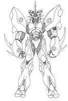 War Guyver by GuyverC