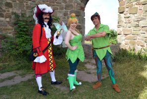 Peter Pan Cosplay (1) by masimage