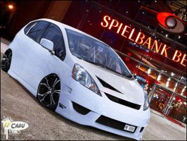 Honda Fit by Cadu17