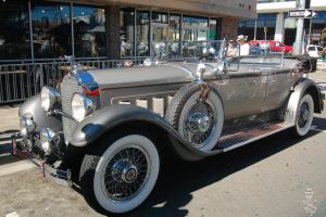 1929 Packard Dietrich Dual cowl phaeton by CZProductions