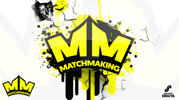 Matchmaking Crown Logo (for Sale!) by Desuya