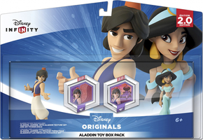 Aladdin  Toy box Pack revealed. by portal2player