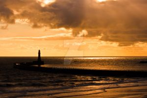 Roker Morning by Chemival