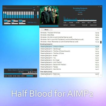Half Blood for Aimp2 by Power-O-F-F