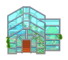 Sunshine Village Project - Greenhouse by buombuomchua