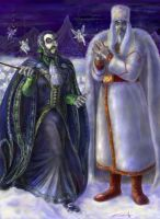 GoF - Snape and Igor by zorm