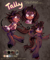 Tally : 2013 by chillis-art