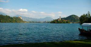 Bled  panorama by cinik33