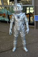 Cyberman at the NSC (1) by masimage