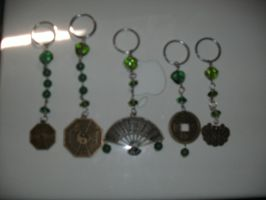 Keychains for Sale by Technicolor-Visons