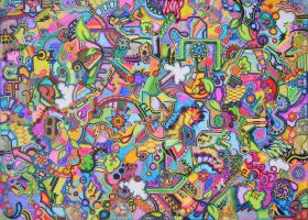 psychedelic by 2tehmax