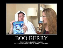 Motivation - Boo Berry by Songue