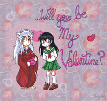 Will you be my Valentine? by Bepbo