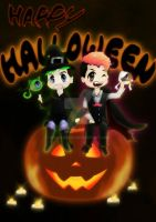 Halloween's coming by Harleigh2