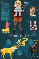 PDL - Astrid Hutch by audge2041