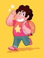 Steven by sweating