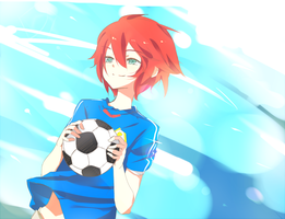 Enjoy Soccer by Daenarys