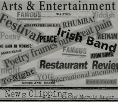 News Clippings by merely-anger