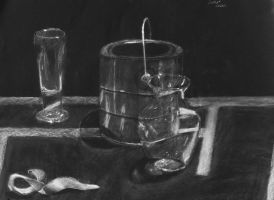 white charcoal2 by serhat2174